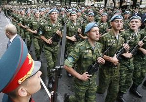 В России начался весенний призыв