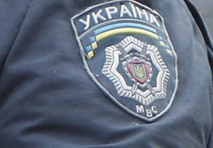 Банду - геть: возле Министерства внутренних дел проходит митинг с участием жителей Врадиевки