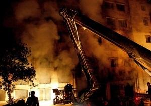 Пожар в сиротском приюте в Китае унес жизни семи детей