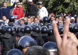 Бывшим египетским министрам запретили покидать страну