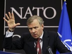 Генсек НАТО ответил Рогозину по поводу семейных отношений с Казахстаном