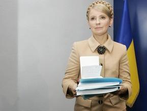 В Кабмине опровергли слова Ющенко: Тимошенко не летала в Москву 31 декабря