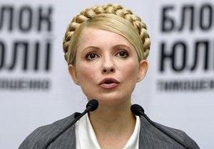 Тимошенко - Власенко - Тимошенко: Власенко виноват только в том, что защищает меня