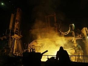С начала года метпредприятия Украины сократили производство на 34-38%