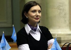 В ПР удивлены реакцией Запада на приговор Луценко