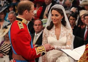 Свадьба принца Уильяма и Кейт Мидлтон попала в тренды Twitter
