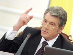 Ющенко: Я не занимался вашим вонючим газом