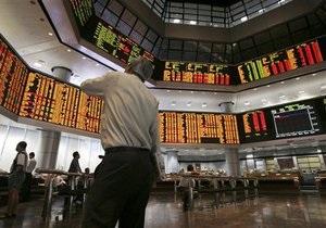 В Украине существенно сократился объем биржевых торгов