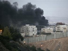 Израильские ВВС нанесли удар по оружейному заводу в Газе