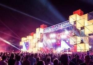 Стал известен полный состав артистов фестиваля Global Gathering