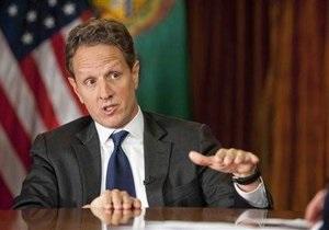 Глава Минфина США может уйти в отставку в конце января