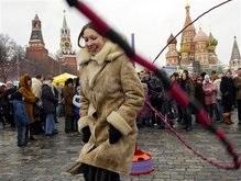 В Москве соорудят блин в виде карты мира