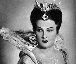 Умерла оперная певица Лариса Авдеева
