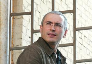 В Германии Ходорковскому присудили медаль за правозащитную деятельность