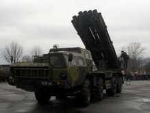Сегодня украинские военные впервые за 10 лет испытают Смерч