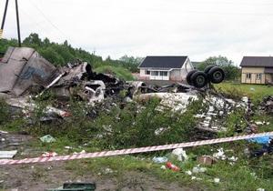 Число жертв авиакатастрофы Ту-134 в Карелии достигло 47 человек