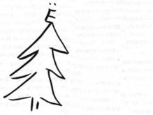 41% киевлян встретят Новый год с искусственной елкой