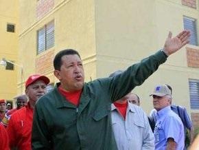 Чавес заранее выдвинул свою кандидатуру на пост президента