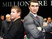Менеджер Ибрагимова считает Кличко посредственным боксером