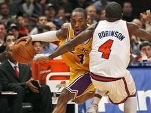 NBA: Предпраздничные разборки