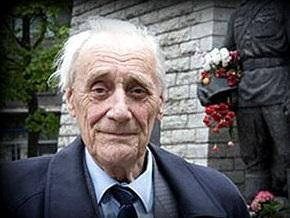 В Таллине скончался Герой Советского Союза Арнольд Мери