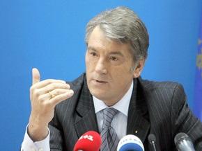 Через семь дней гривна стабилизируется - Ющенко