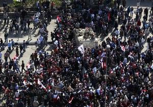 Появилась первая реакция Вашингтона на массовые беспорядки в Египте