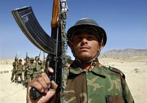 Министр обороны Афганистана: Армия сможет самостоятельно противостоять талибам через три года