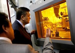 Украина намерена в 2011 провести международный саммит, посвященный аварии на ЧАЭС