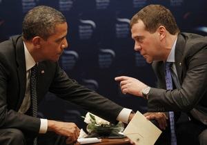 Обама и Медведев согласовали позицию по КНДР, вопрос по ПРО остается открытым