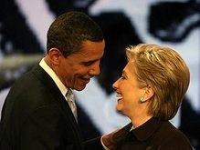 Обама победил Клинтон пятый раз за последние два дня
