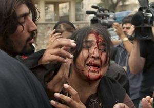 В Афганистане манифестанты напали на дипмиссию ООН: восемь человек погибли