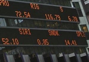 Украинские акции дешевеют на открытии