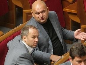 Шуфрич отказался комментировать информацию о драке с Левочкиным