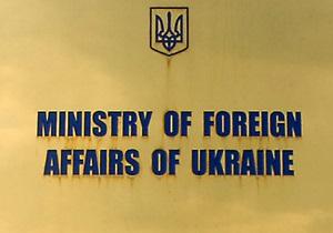 Киев сделал заявление в связи с крахом режима Каддафи