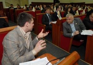 БЮТ: Завтра депутаты рассмотрят вопрос о переименовании улицы Мазепы в Киеве