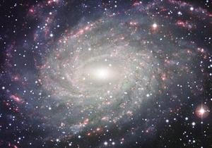 Астрономы сделали уникальное фото близнеца Млечного пути