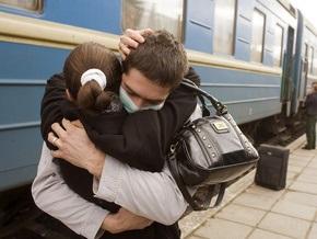 Интерфакс: В Киеве стихает паника вокруг эпидемии гриппа