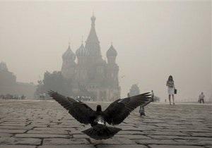 Сегодня в Москве был установлен температурный рекорд