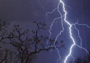 В США молния ударила в толпу зрителей