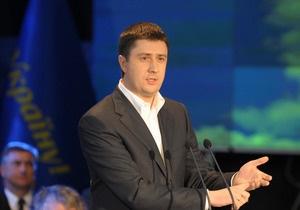 За Украину! не будет присоединяться ни к оппозиции Тимошенко, ни к оппозиции Яценюка
