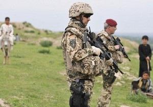 DW: Германия не намерена выводить войска из Афганистана после 2014 года
