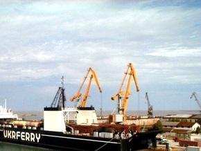 Дело: Украинские порты увеличили перевалку грузов