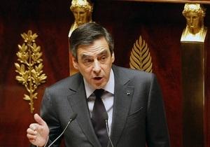 Премьер Франции заявил, что над Бенгази подняли французский флаг