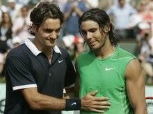 Федерер: Надаль провел невероятный турнир