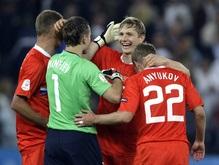 Евро-2008: Россияне пообещали еще прибавить