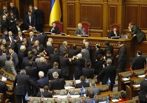 Рада упростила порядок выдачи документов разрешительного характера