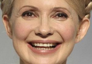 Тимошенко поблагодарила всех, кто пришел на выборы