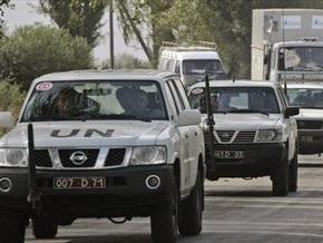Миссия ООН покидает территорию Грузии