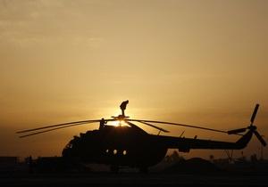 Российские вертолеты сбросили бомбы в сибирские реки, чтобы ликвидировать ледовые заторы